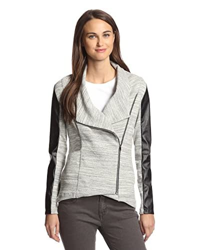 Sen Women's Drake Jacket with Faux Leather