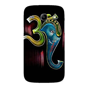 Om Ganesha Back Case Cover for Galaxy Core