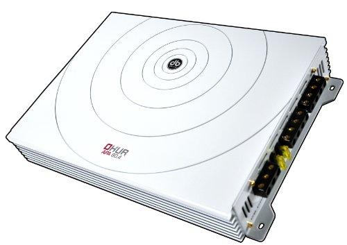 db Drive APA 80.4 Amphibious 4-Channel 560W Stereo Marine Amplifier