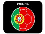 Pauleta (Portugal) Soccer Mouse Pad