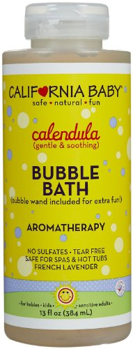 California Baby Bubble Bath - Calendula - 13 oz - 1