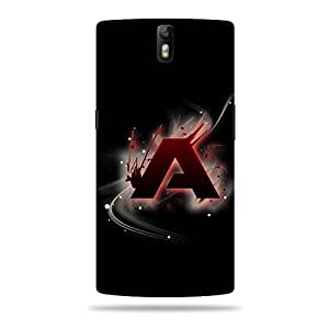 OnePlus One Printed Back Cover(3D-RK-AD022)RK-AD022