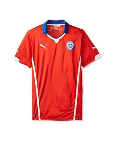 PUMA Men's Soccer Chile Home Shirt Replica