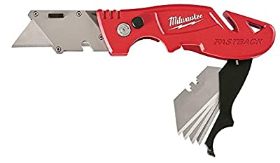 Milwaukee Fastback 3 Flip Utility Knife with Blade Storage