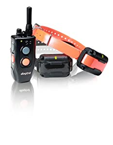 Dogtra Element 1/2 Mile Two Dog Training Collar