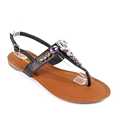 Beautiful Home Gt Woman Gt JanetampJanet Women39s Sandal Aveiro Without Heel G