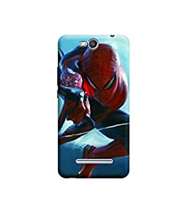 EPICCASE Premium Printed Mobile Back Case Cover With Full protection For Micromax Canvas Juice 3 Q392 (Designer Case)
