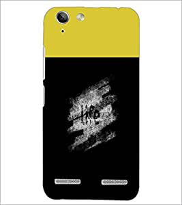 PrintDhaba Quote D-3749 Back Case Cover for LENOVO VIBE K5 PLUS (Multi-Coloured)