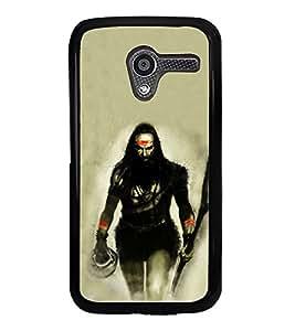ifasho Designer Phone Back Case Cover Motorola Moto X :: Motorola Moto X (1st Gen) XT1052 XT1058 XT1053 XT1056 XT1060 XT1055 ( Elephant Face ElePhant Eye Ganesh Avatar )