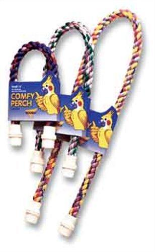 Booda Comfy Perch for Birds, Medium 32-Inch, Colors Vary