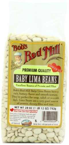 Bob's Red Mill Baby Lima Beans, 28-ounce (Pack of 4)