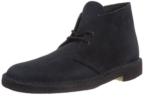 clarks-desert-boot-mens-derby-blau-navy-suede-8-uk