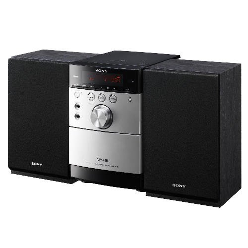Sony CMTEH15 CD Micro System - Black
