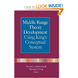 interpreting the past using the concepts of patterning and middle range theory Most commonly used mid-range nursing theories include peplau's theory that relates with interpersonal relations, orlando's theory of a deliberate nursing robert merton is acknowledged for developing the concept of mid-range theory in 1957 early in the 21st century, watson stated that.