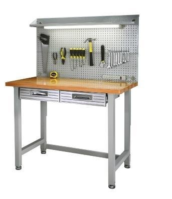 Images for Seville Classics UltraHD Lighted Workbench