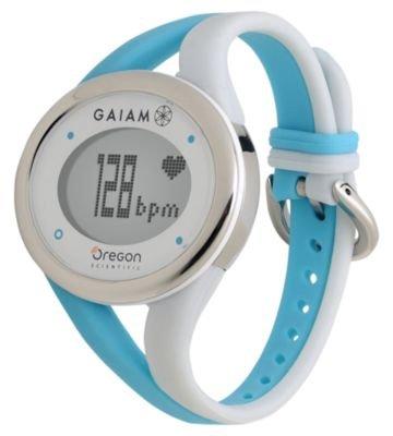 Cheap Oregon Scientific SE336M/BXTBK Gaiam Touch Trainer Heart Rate Monitor Watch, Black (SE336M/BXTBK)
