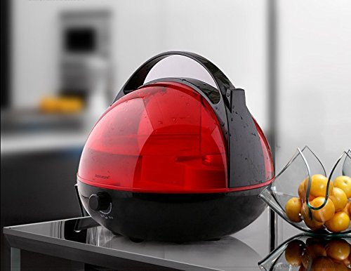 Canary Products HZ117 Humidifier, Red