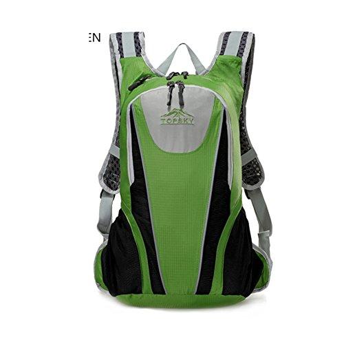 épaules multifonctionnels alpinisme sac / randonnée / Sac à dos en plein air-vert 25L