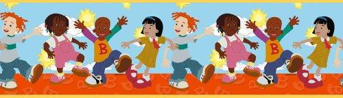 Brewster 147B02109 Nickelodeon Lil Bill Wall Border