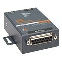 Lantronix Device Server EDS 1100 - Device server - 10Mb LAN, 100Mb LAN, RS-232, RS-422, RS-485