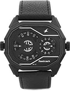 Buy Fastrack Black Dial Analogue Watch for Men (3094NL02 ...
