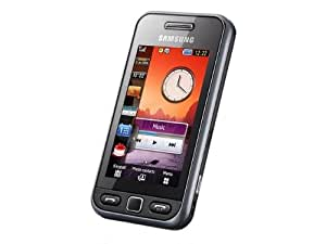 Samsung Star GT-S5230 Unlocked Phone Quad-Band GSM Bluetooth, 3.2 MP Camera, (Black) - International Version - No Warranty