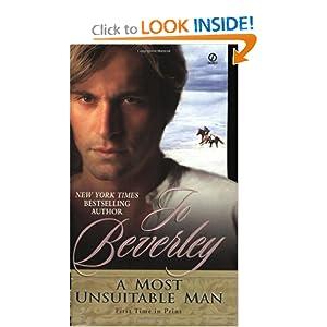A Most Unsuitable Man - Jo Beverley