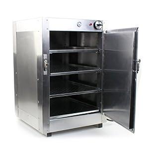 Amazon.com: Commercial Food Pastry Warming Case Aluminum 16 x 16 x 24