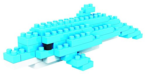 LOZ mini Diamond blocks building set - Dolphin