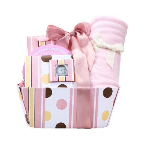 Lullaby Keepsake Collection for Baby Girl