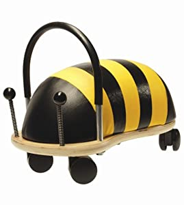 Prince Lionheart Wheely Bug, Bee, Large