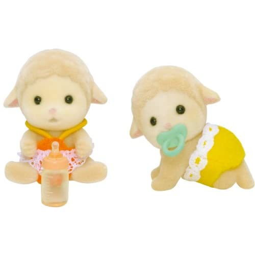 Sylvanian-Families-Sheep-Twins