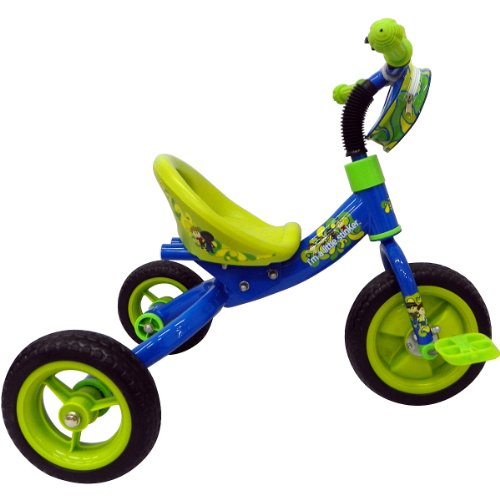 StinkyKids Boys Bucket Rider Tricycle