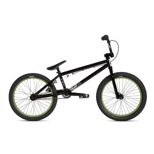 Amazon.com : 2012 Stolen Casino BMX bike ED Black/Dark