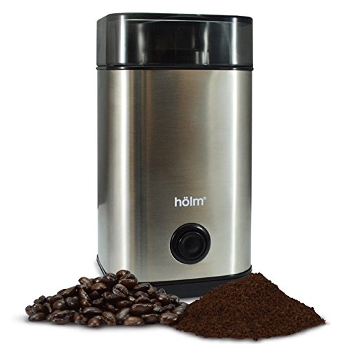 Big Save! Bladed Coffee Grinder - Electric Coffee Bean Grinder for Fresh Ground Beans in Every Cup, ...
