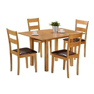 worldstores colorado 60cm 120cm extending dining table