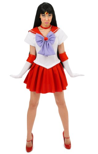 Sailor Mars Adult Costume