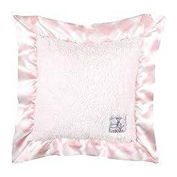 Little Giraffe Chenille Argyle Pillow, Pink