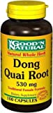 Dong Quai 530mg - Promotes Womens Balanced Health, 100 caps,(Goodn Natural)