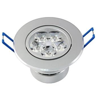 Lemonbest Superbright 5w LED Ceiling Light Downlight Spotlight Lamp Recessed