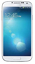 Samsung Galaxy S4 M919 16GB Unlocked GSM 4G LTE Octa-Core Smartphone w/ 13MP Camera - White Frost (No Warranty)