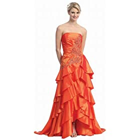 Prom Layers Dress New Elegant JR Long Gown #2522