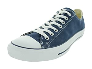 Converse Unisex Chuck Low Fashion-Sneakers,Navy,6.5B