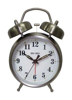 Big Ben 4 1/2 Twin Bell Alarm clock