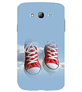 printtech Converse Shoes Back Case Cover for Samsung Galaxy Grand Neo / Samsung Galaxy Grand Neo i9060