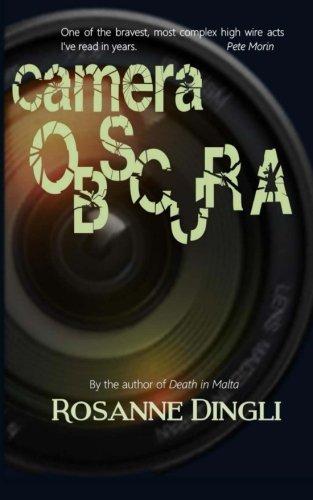 Book: Camera Obscura by Rosanne Dingli