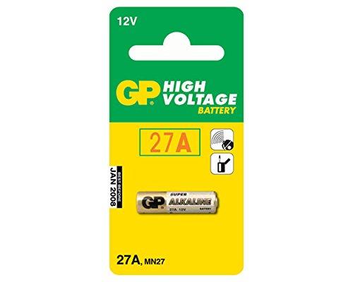 GP27A 12V PILE ALCALINE