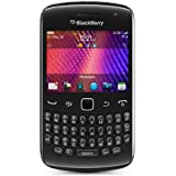 Blackberry Curve 9360 Unlocked Quad-Band 3G GSM Phone with 5MP Camera, QWERTY Keyboard, GPS and Wi-Fi - No Warranty - Black