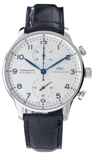 IWC Men's IW371417 Portuguese Chronograph Automatic Watch