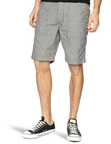 Replay M9435 Men's Shorts Grey/White W32 IN